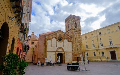 Iglesias, Cattedrale di Santa Chiara