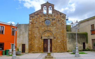 Villamassargia, chiesa di San Ranieri