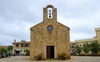 Villa San Pietro, Chiesa di San Pietro
