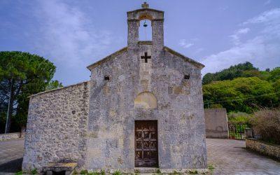 Cargeghe, Chiesa di Santa Maria 'e Contra
