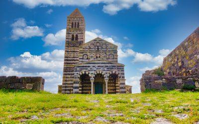 Codrongianos, Chiesa della Santissima Trinità di Saccargia