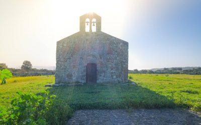 Usellus, chiesa di Santa Lucia