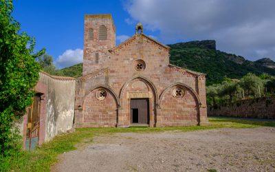 Bosa, Chiesa di San Pietro Extra Muros
