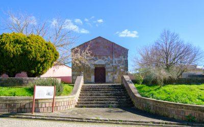 Gesico, Chiesa di Santa Maria d' Itria