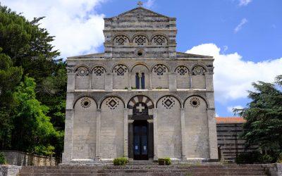 Borutta, Chiesa di San Pietro di Sòrres