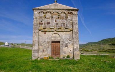 Semestene, Chiesa romanica San Nicola di Trullas