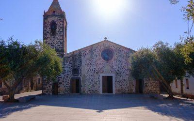 Bauladu, Chiesa di San Gregorio Magno