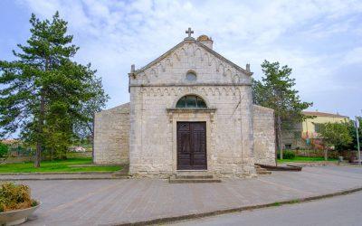 Usini, Chiesa Santa Croce