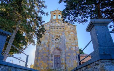 Sardara, Chiesa di San Gregorio