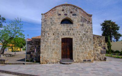 Zeddiani, Chiesa di Sant'Antonio di Cellevane