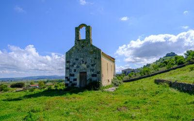 Bonorva, Chiesa di San Lorenzo di Rebeccu