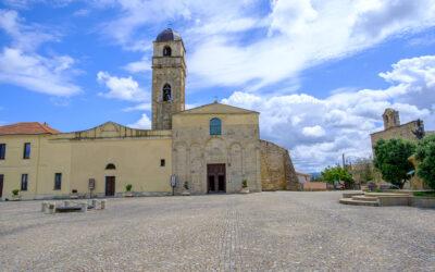 Suelli, Chiesa di san Pietro