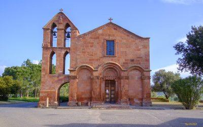 Ghilarza Chiesa San Pietro di Zuri