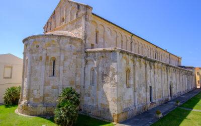 Porto Torres, Basilica di San Gavino